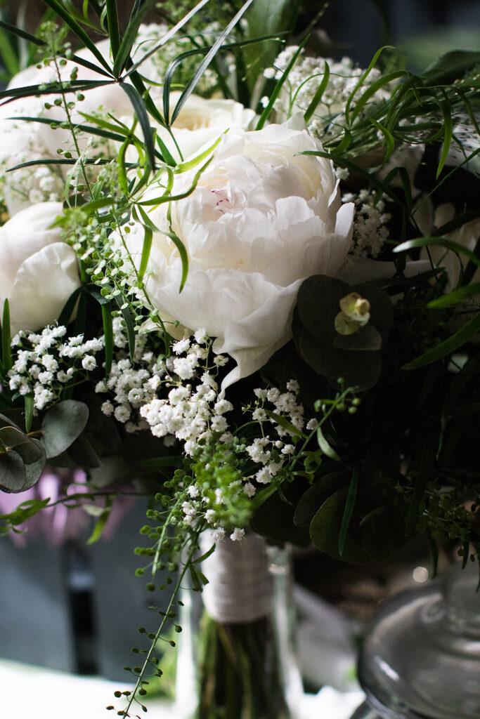 Brudmässa Dahlbogården - Vackra bröllopsblommor | photobymj.se