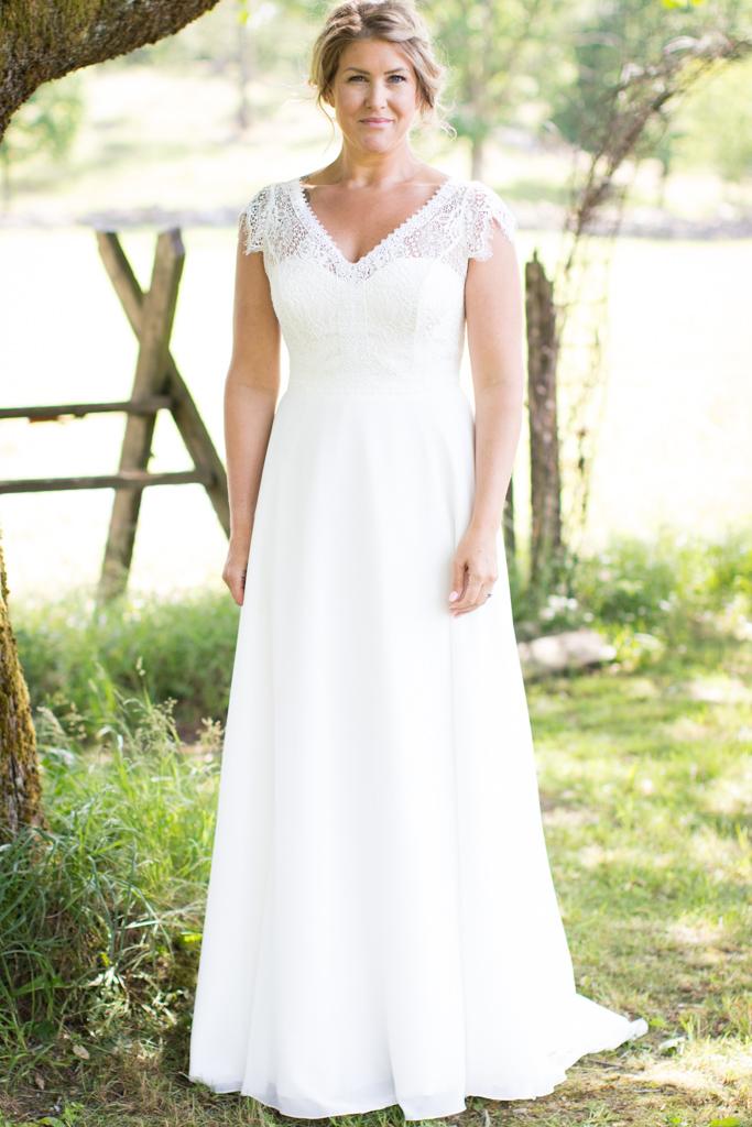 Grön Fotografering - Brudporträtt bruden | photobymj.se