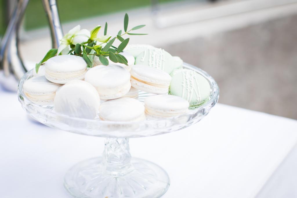 Grön Fotografering - Macarons | photobymj.se