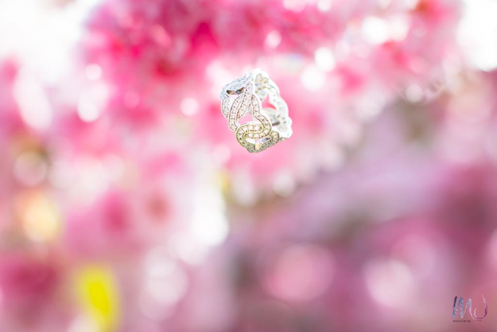Sneak peek weddings - Ring i körsbärsblom | photobymj.se