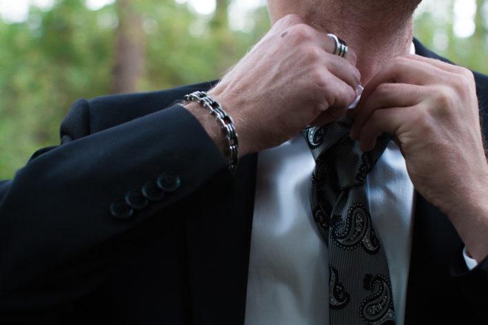 Jag har fotat en Älva och en Rockstjärna i skogen!- Porträtt Best man fixar klädseln! | photobymj.se