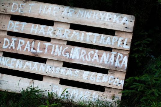 Jag har fotat en Älva och en Rockstjärna i skogen!- Vigselplats i skogen!   photobymj.se