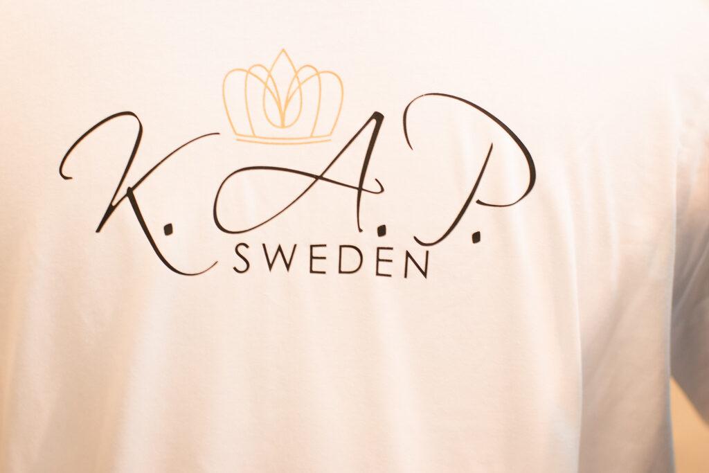 KAP Sweden- En vacker företagslogga | photobymj.se
