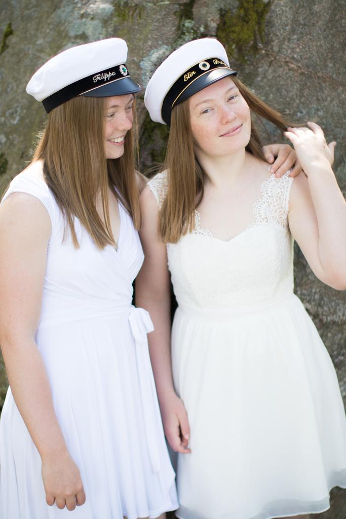 Student 2020 - Student tvillingar Porträtt | photobymj.se